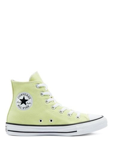 Converse Converse Chuck Taylor  Logolu Kadın Sneaker 101632288 Sarı